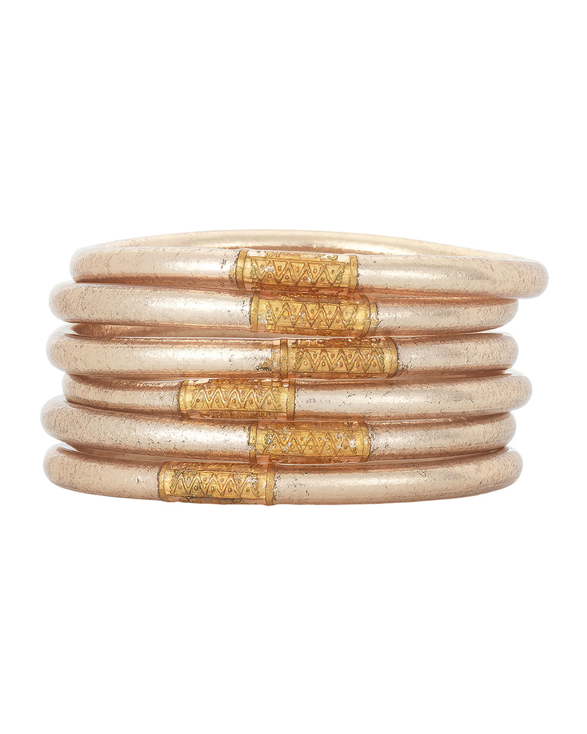 Champagne All-Weather Bangles