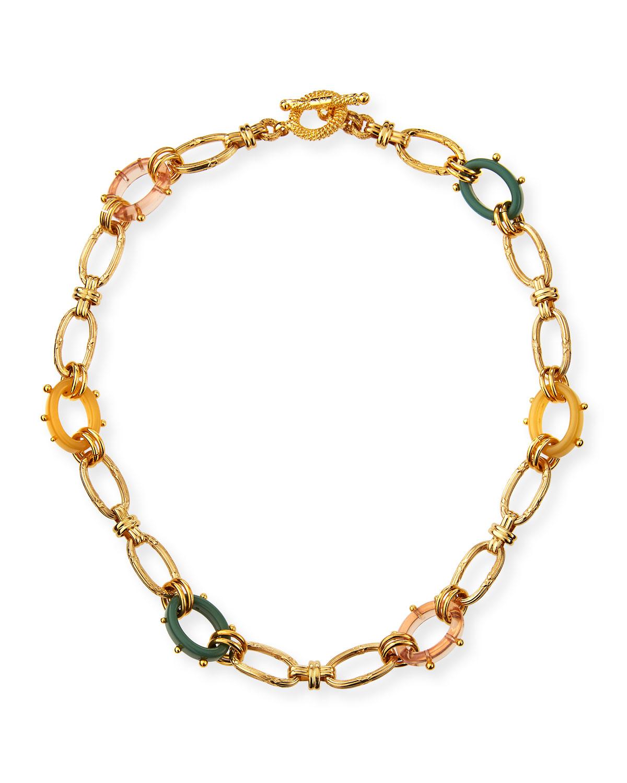 Escale Chain-Link Necklace