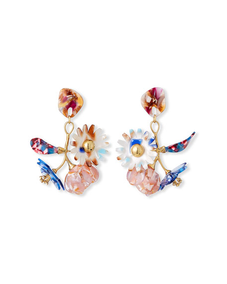 Lele Sadoughi Petite Rapunzel Earrings