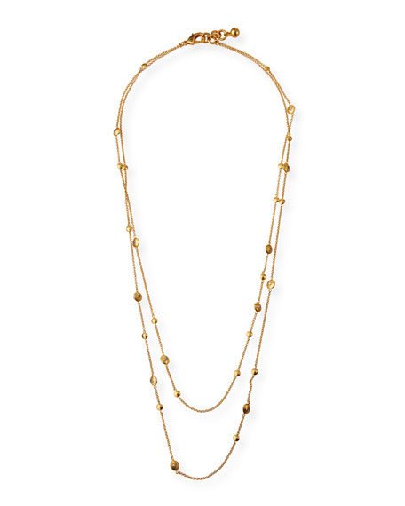 Lulu Frost Sundance 2-Chain Necklace