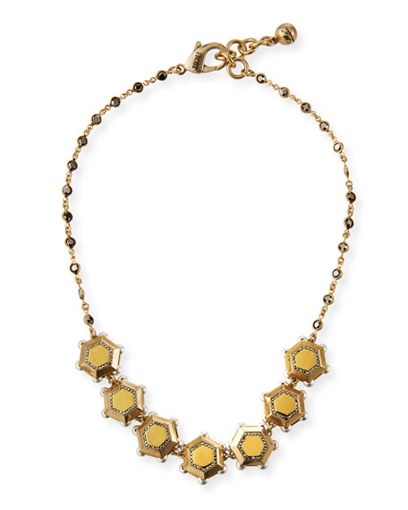Lulu Frost Holly Nectar Midi Necklace