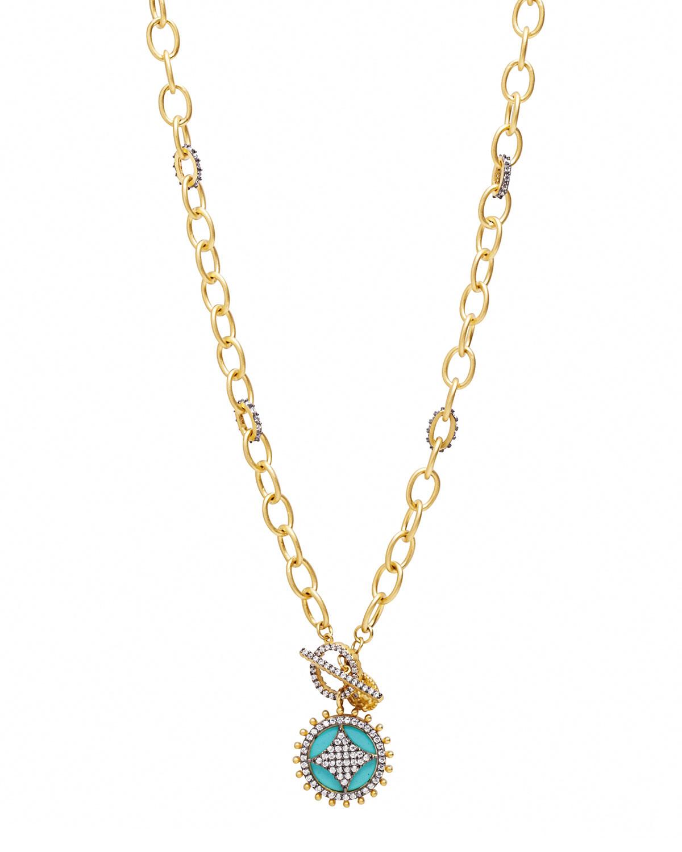 Celestial Toggle Necklace