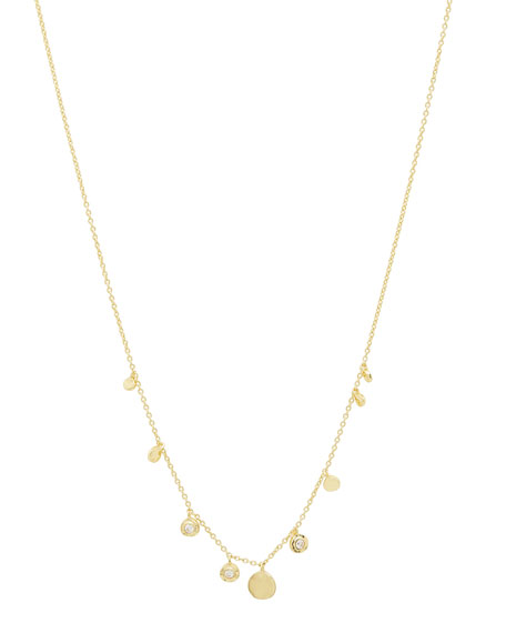 gorjana Chloe Shimmer Necklace