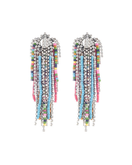 Dannijo Loulou Tassel Earrings