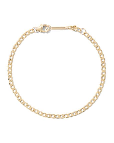 Lana 14k Nude Casino Chain Bracelet