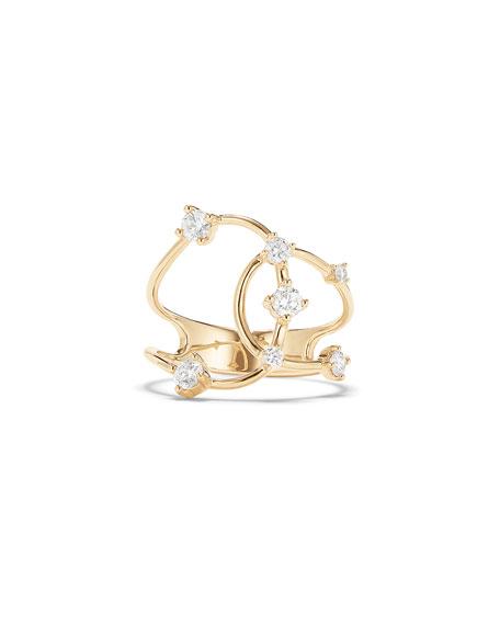 Lana Solo Diamond Illuminating Ring