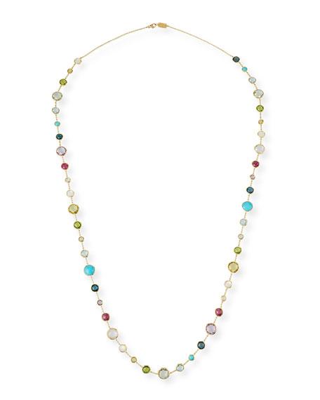 "Ippolita 18K Lollipop Lollitini Long Necklace in Multi, 36""L"