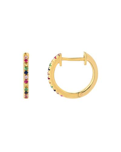 Designer Rainbow Earrings Neiman Marcus