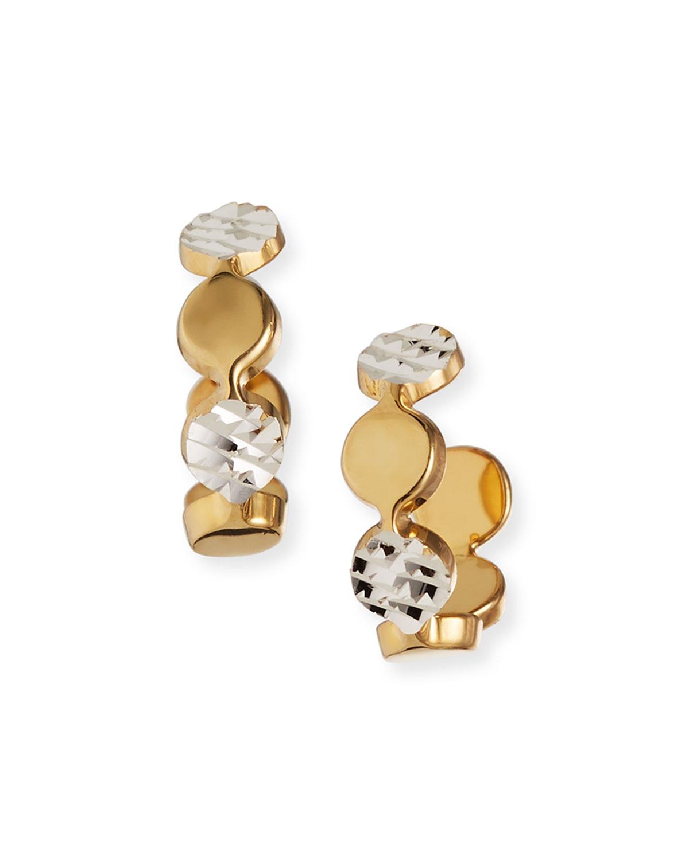 Bea Extra-Small Hoop Earrings