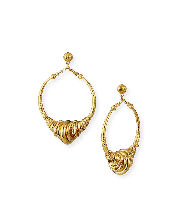 Maranzana Earrings