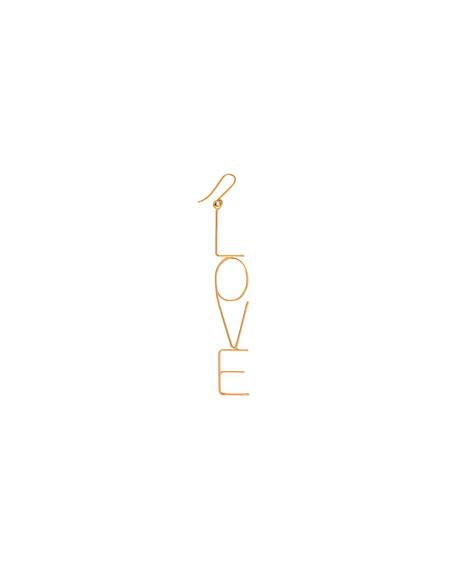 Atelier Paulin 18k Big Love Drop Earring, Single