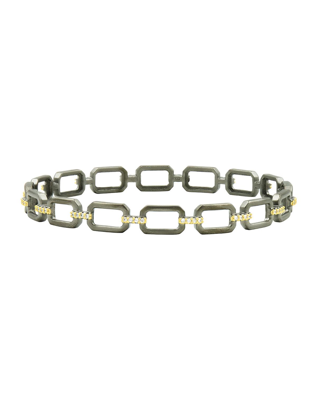 Chain Link Slide Bangle