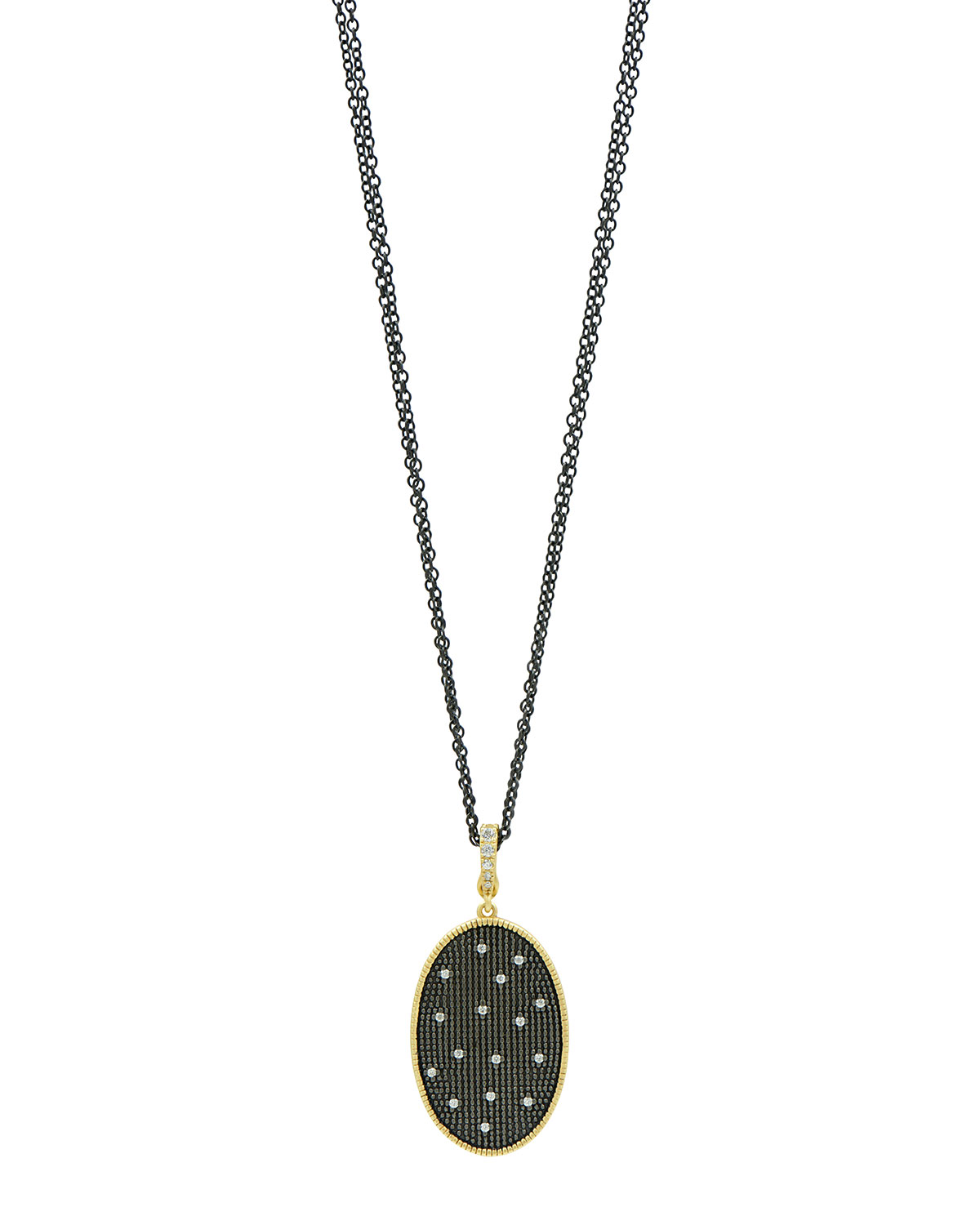 Double-Sided Pendant Necklace