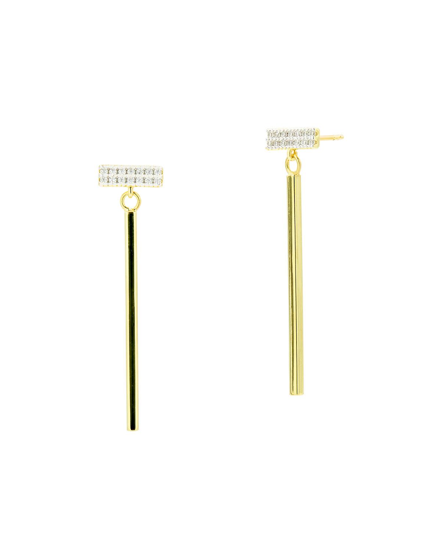 Stick Dangle Earrings