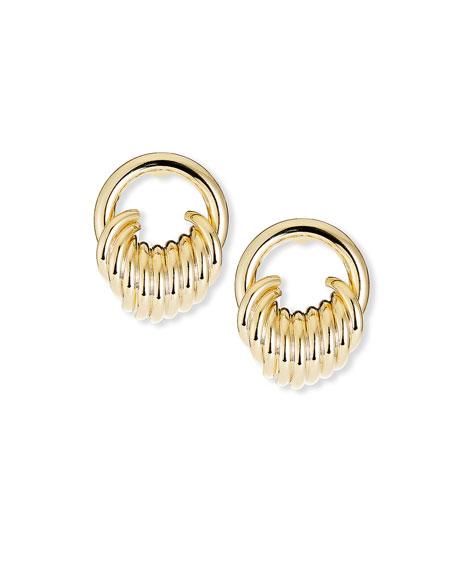 Fallon Stacked Hoop Earrings