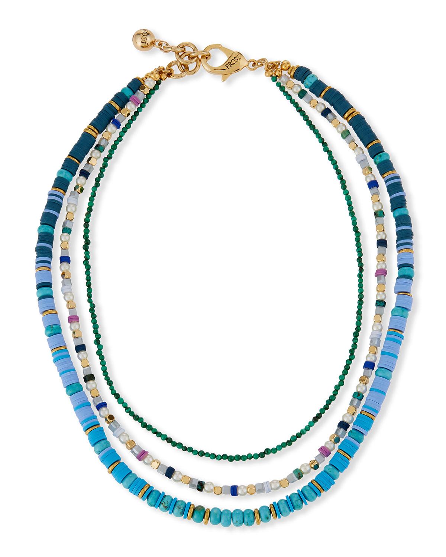 Fresca Beaded Necklace
