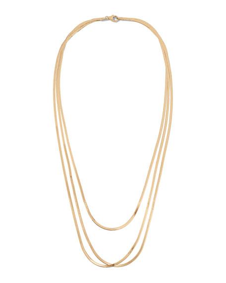 Lana Liquid Gold Thin Layering Necklace
