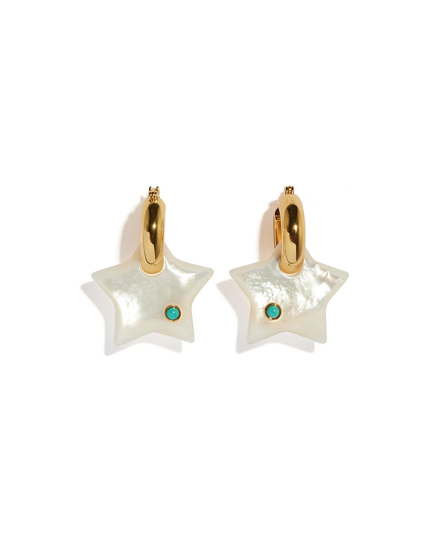 Jumelle Star-Drop Earrings