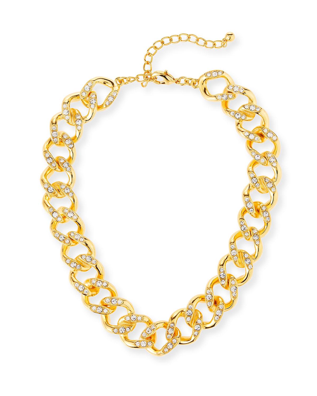 Crystal-Link Necklace