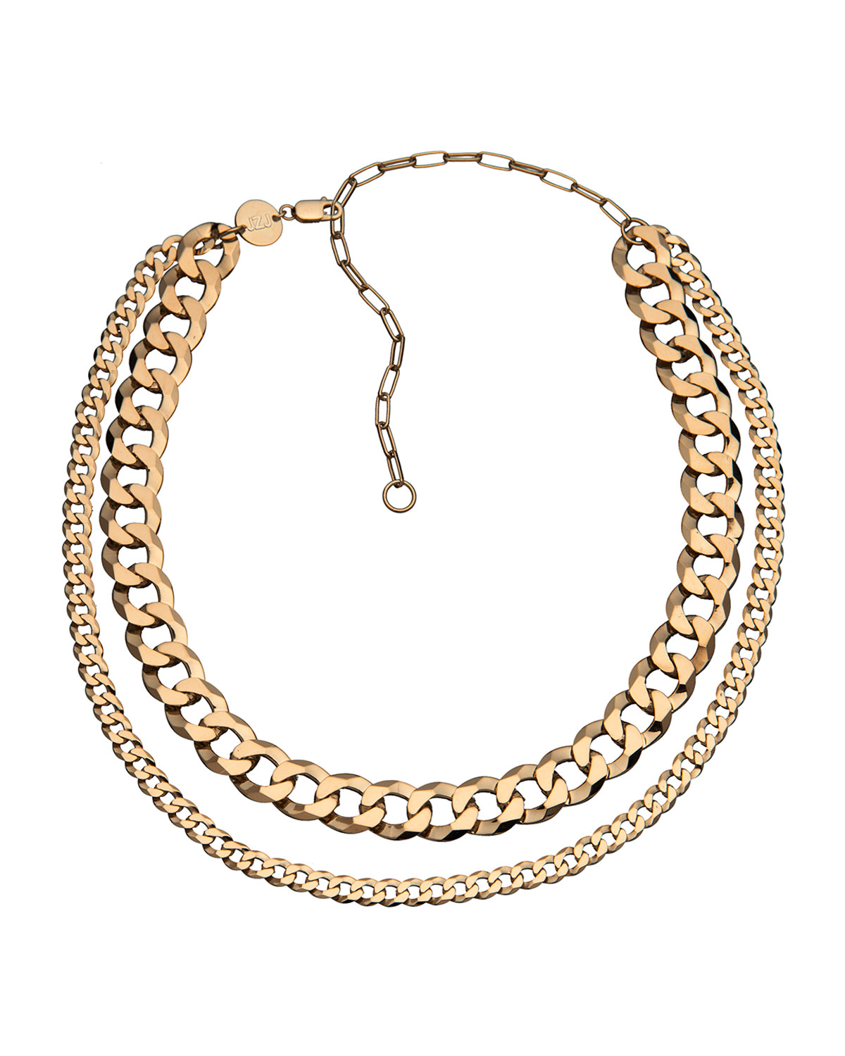 Dale 2-Chain Necklace