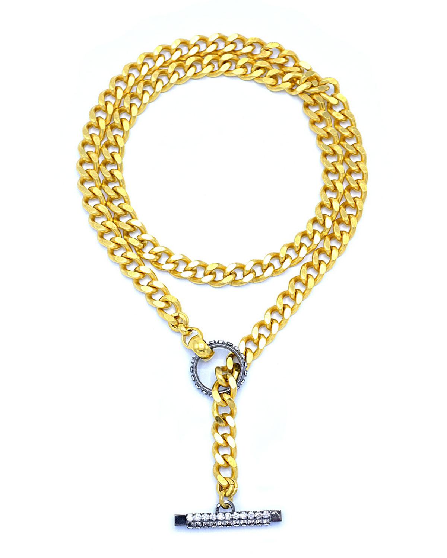 Sunni Toggle Necklace
