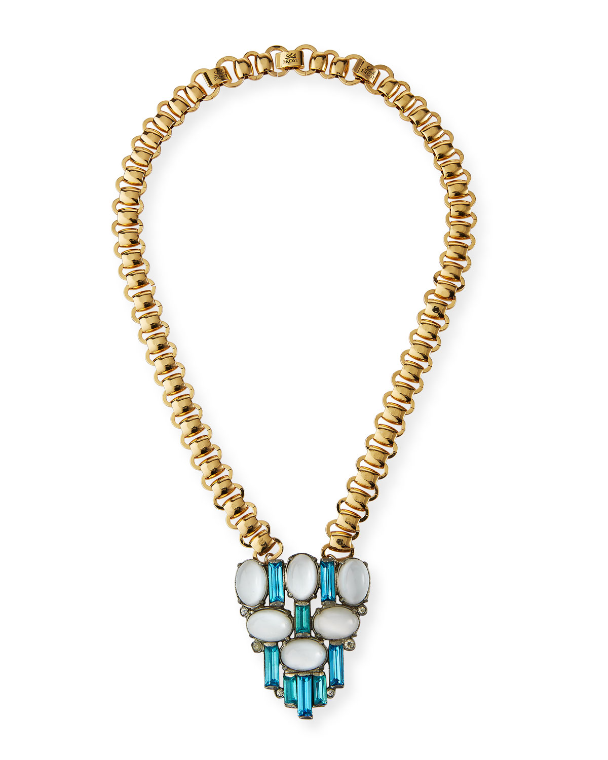 One-of-a-Kind Jaunt Statement Necklace