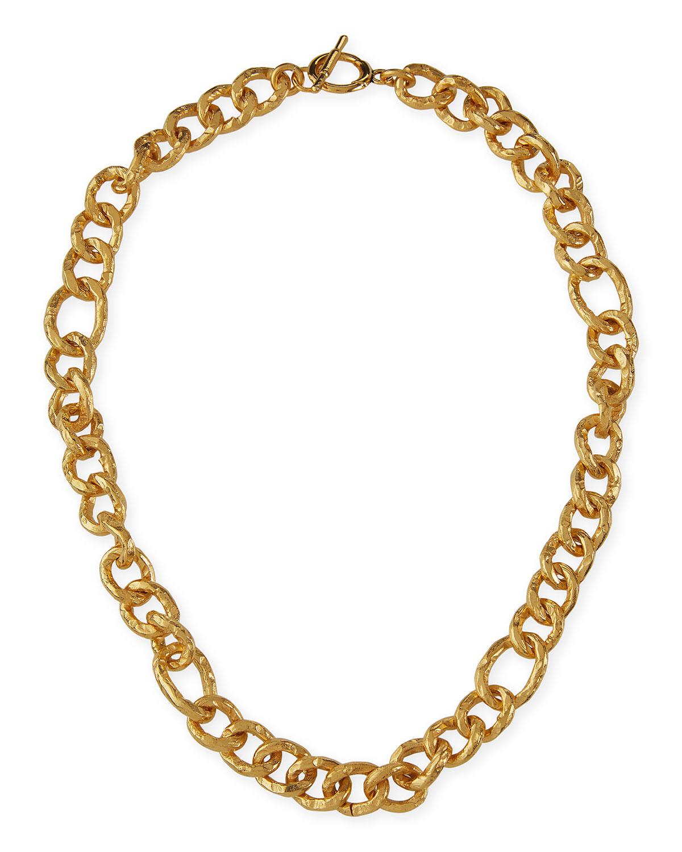 Phoenix Toggle Chain Necklace