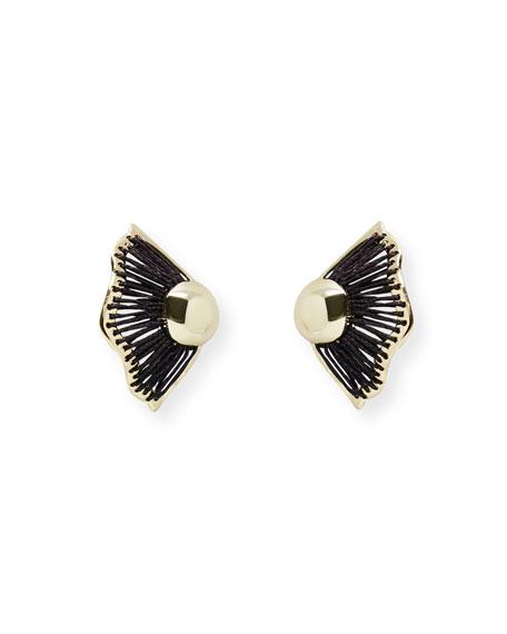 Akola Wren Raffia Earrings