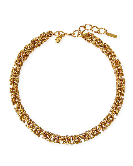 Jennifer Behr Zyra Chain Necklace
