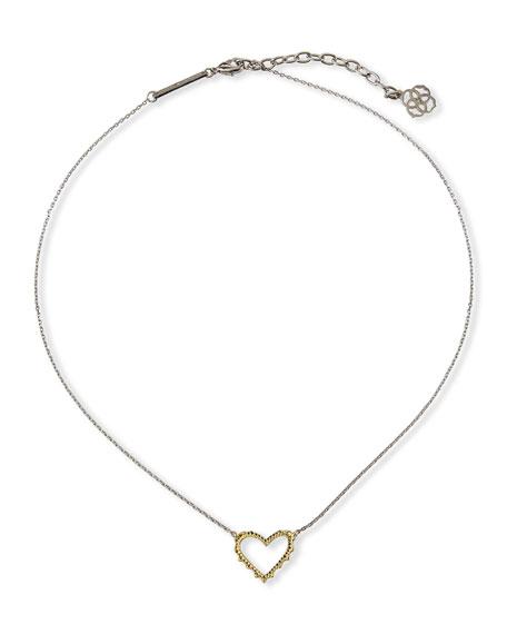 Kendra Scott Sophee Heart Small Pendant Necklace