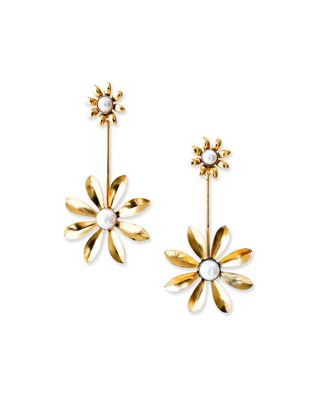 Emmalyn Flower Earrings