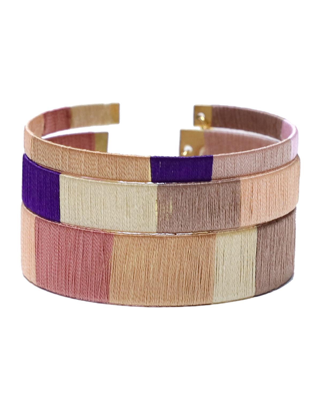 Queitude Cuff Bracelets