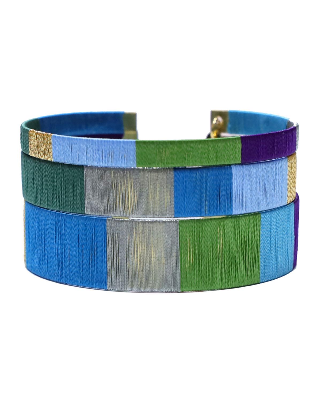Intrigue Cuff Bracelets