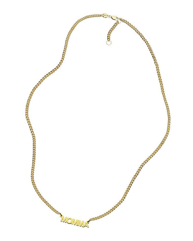 Toni Nameplate Necklace