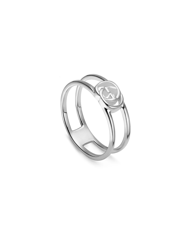 Interlocking G 6mm Ring