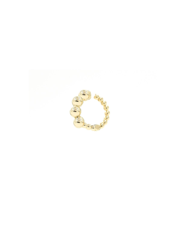 14k Yellow Gold Emani Ear Cuff