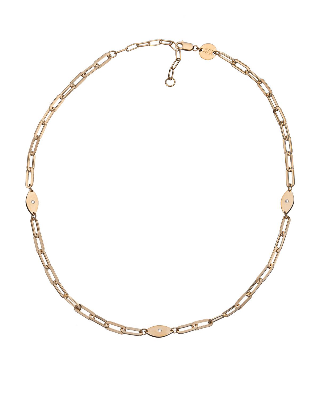Nina Evil Eye Necklace