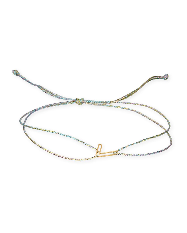 Adjustable Number-7 Bracelet