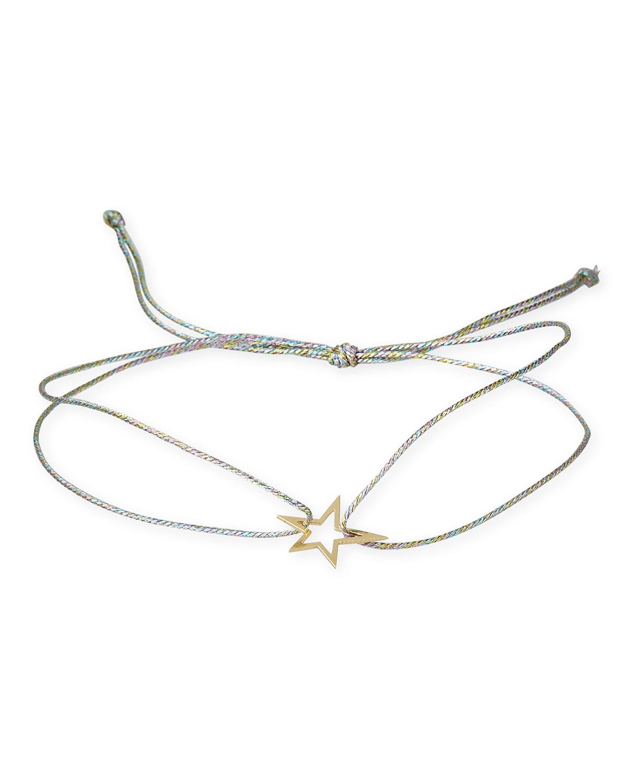 Adjustable Star Bracelet