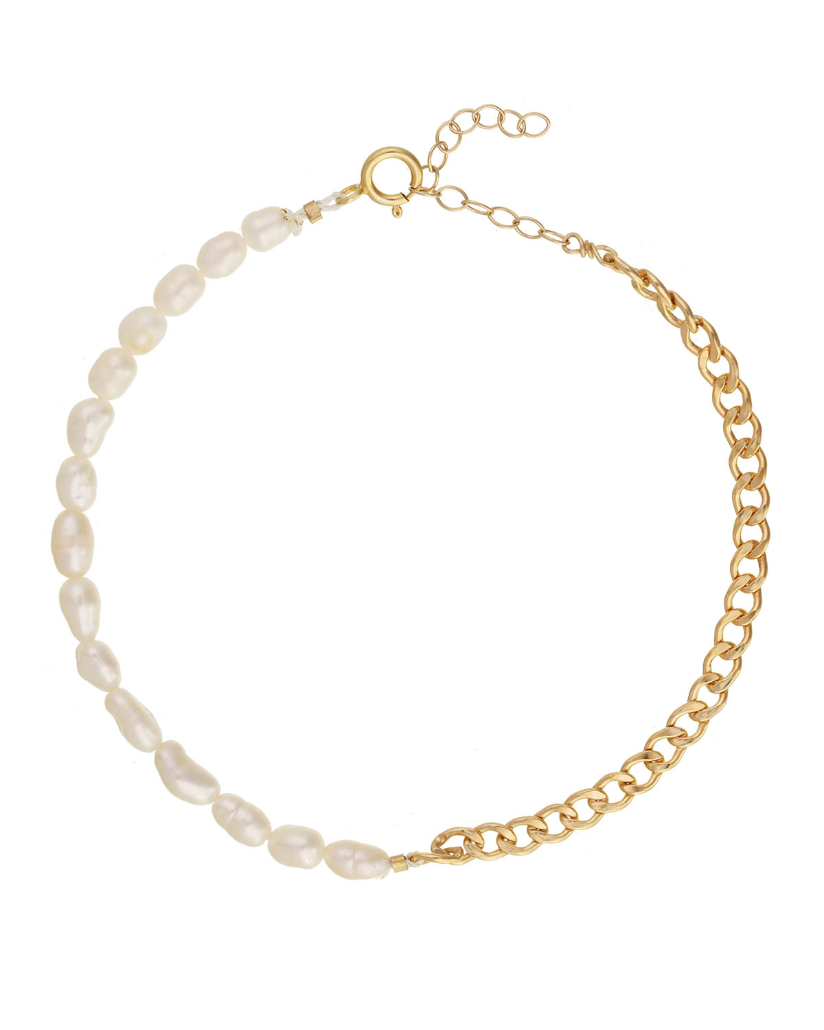 Arro Chain and Pearl Bracelet