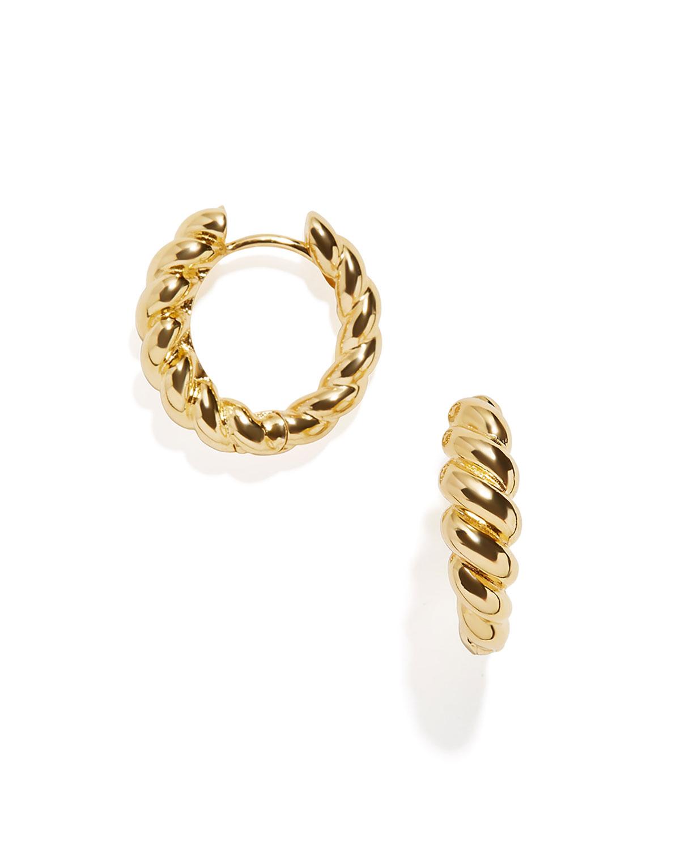 Spira Huggie Earrings