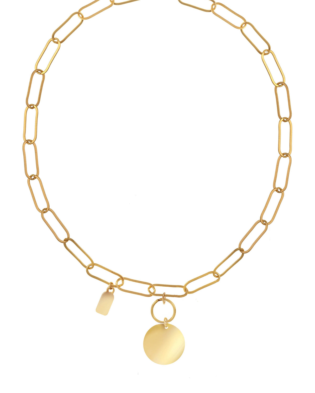 Scarlett 14k Gold-Filled Pendant Necklace