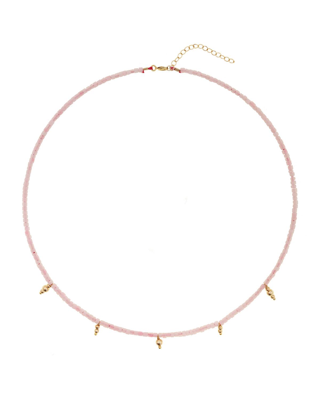 Ancienta 14k Gold-Filled Turkish Bead Necklace