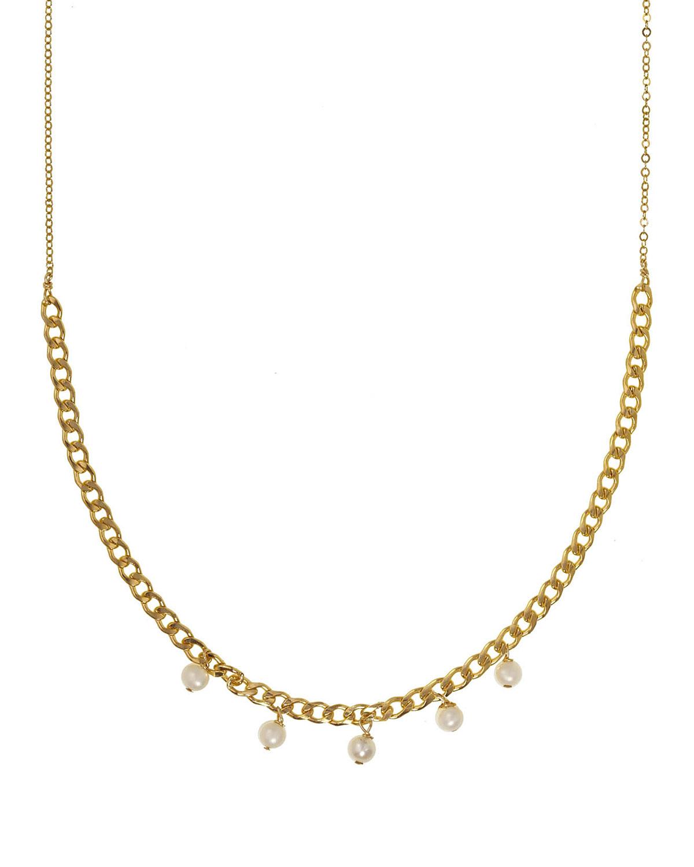 Sofia Shaker Necklace