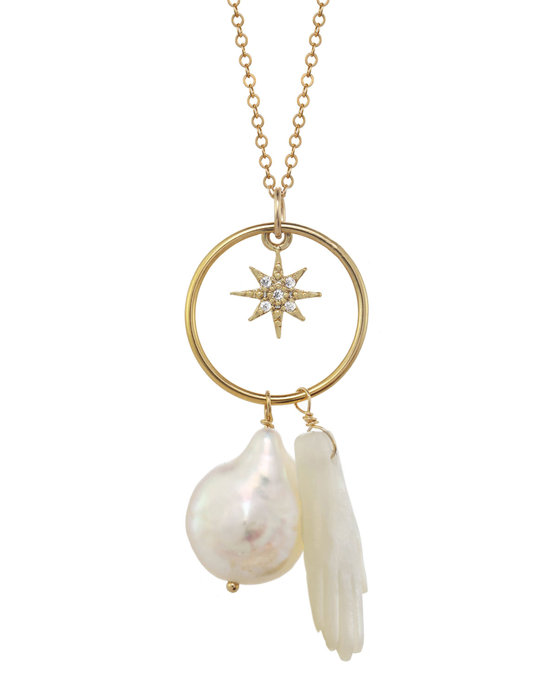 Astera Pendant Necklace