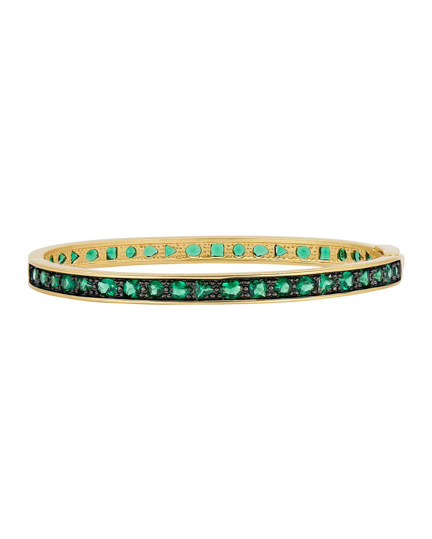 Cubic Zirconia Bangle Bracelet