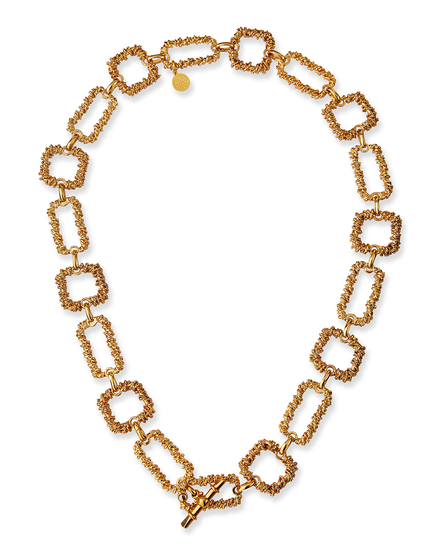 Belem Large Twist-Link Necklace