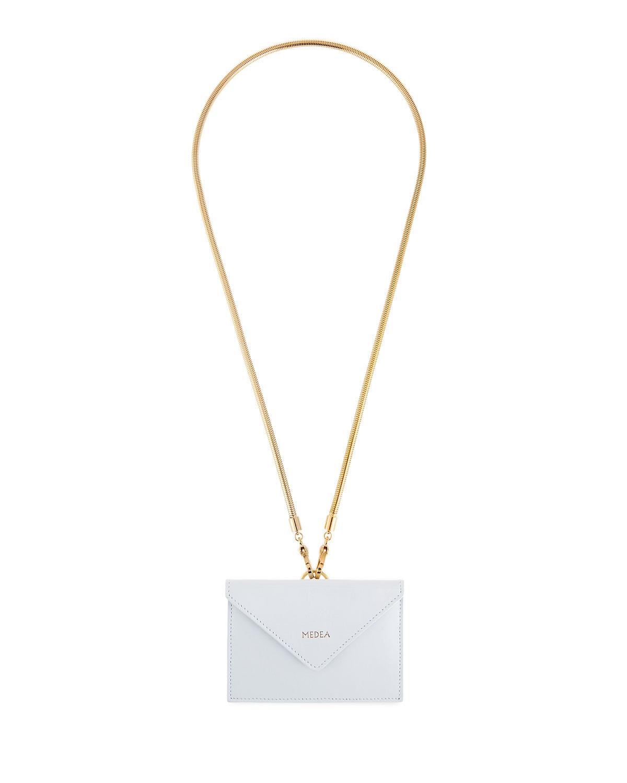 Envelope Flap Pouch Necklace Bag