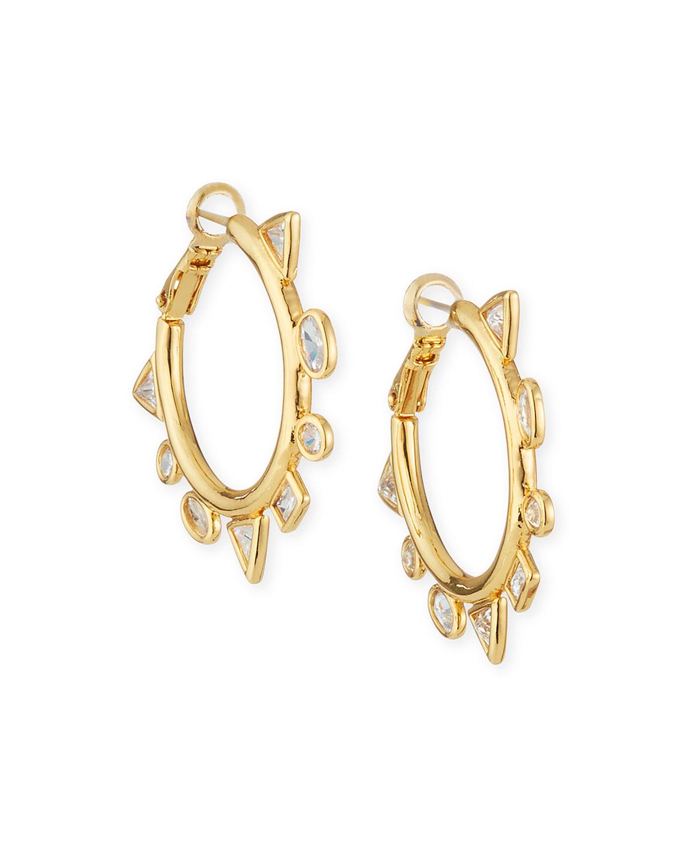 Odyssey Hoop Earrings