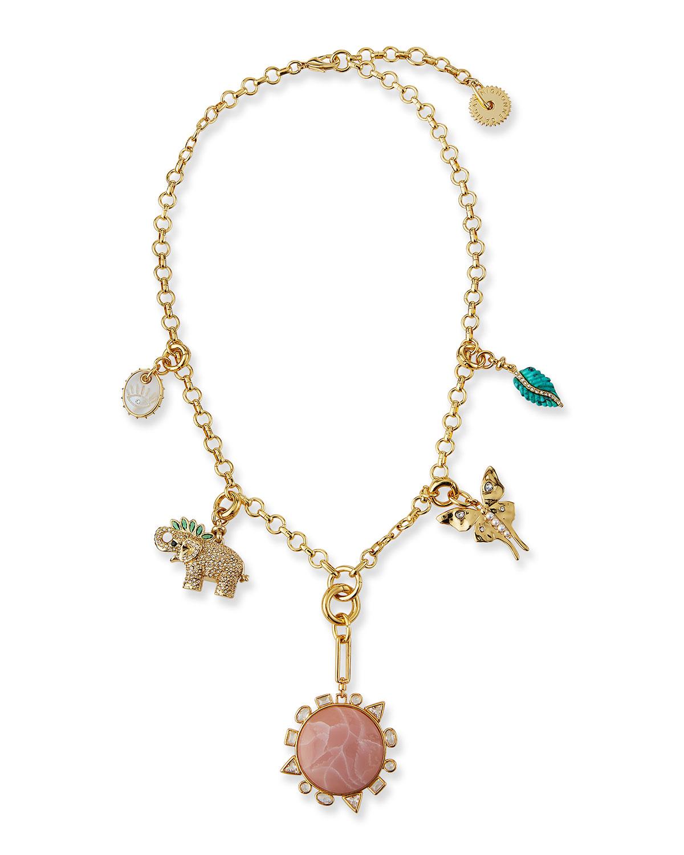 Menagarie Charm Necklace
